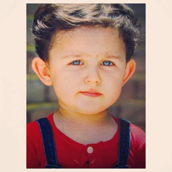 کودکی-محمدرضا-غفاری