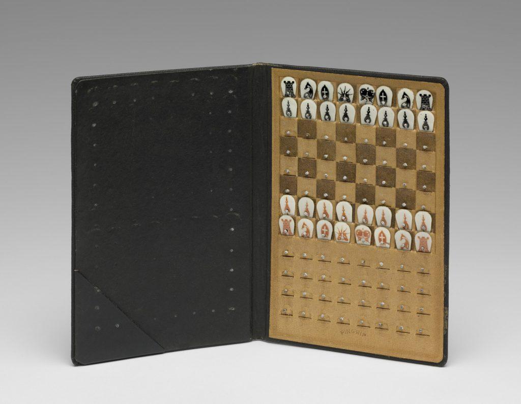 Marcel-Duchamp_1943_Pocket-Chess-Set_1950-134-949-1024x795