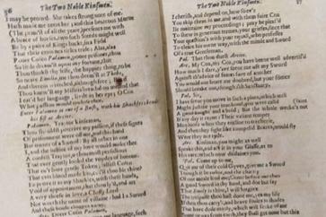 نسخه نادری از آخرین نمایشنامه شکسپیر در یکی از کالجهای کاتولیک اسکاتلند در اسپانیا یافت شد