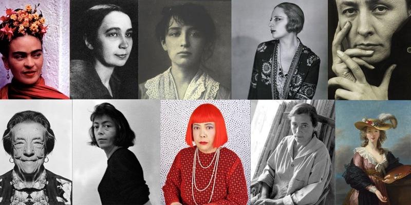 گرانترین آثار از هنرمندان زن