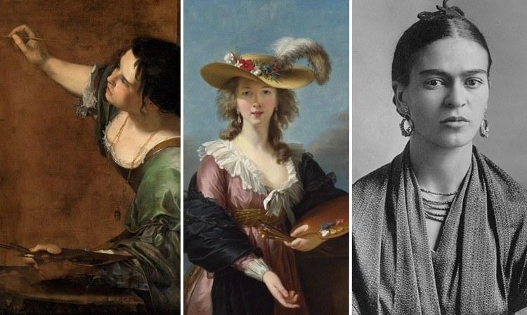 هنرمندان زن فعالان ناپیدای تاریخ هنر