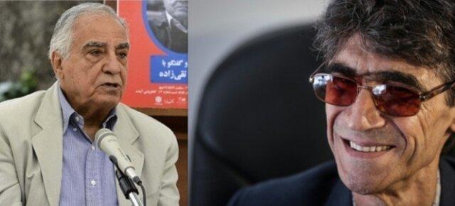 صفدر تقیزاده، کاشف استعداد ناصر تقوایی درگذشت