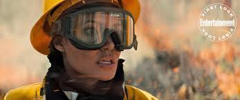 اولین تصاویر از آنجلینا جولی در فیلم «آنهایی که میخواستند بمیرم»