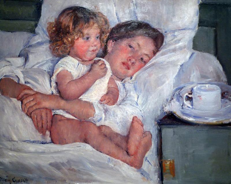 مادر تصویری الهام بخش برای هنرمندان