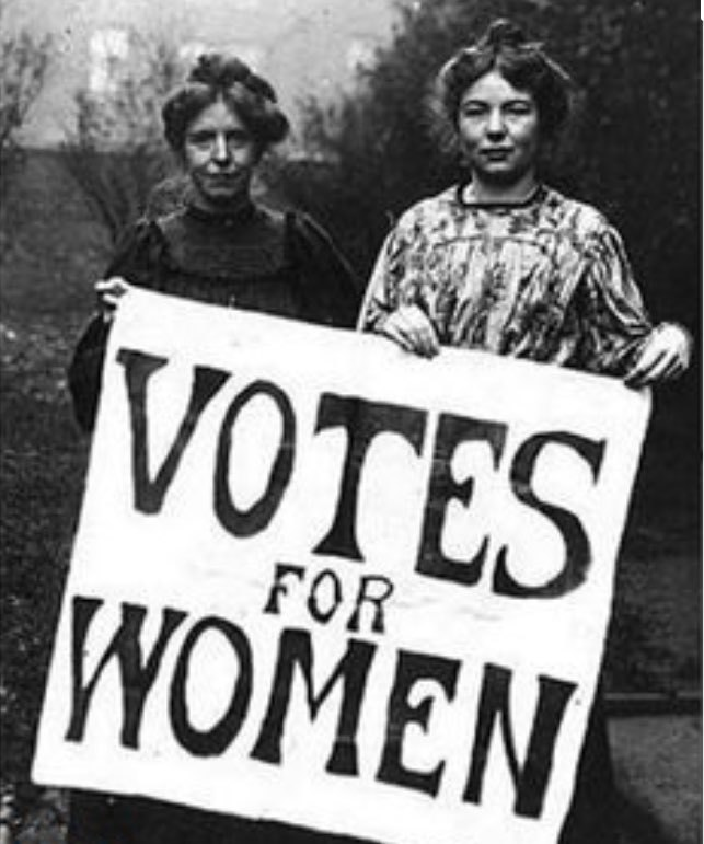 صد سالگیِ حق رأی زنان در آمریکا