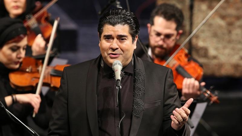 ارکستر سازهای ملی در تبریز