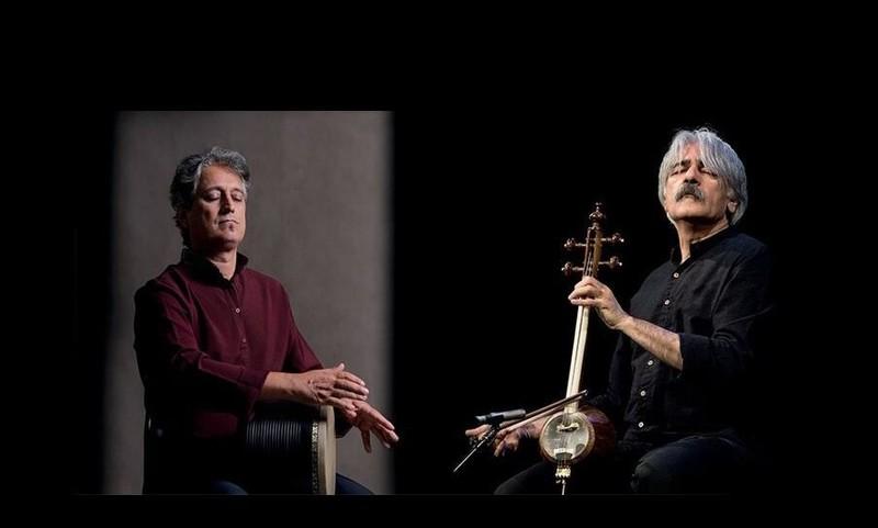 کیهان کلهر و بهنام سامانی در جشنواره کوبهای کلن آلمان مینوازند