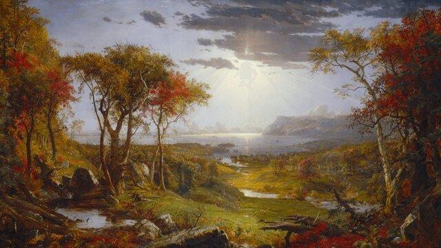 «نقاش پاییز» کیست؟