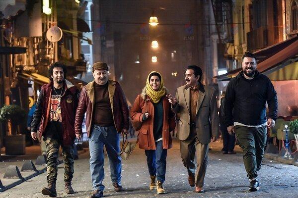 فیلم مطرب پرفروشترین فیلم سینمای ایران