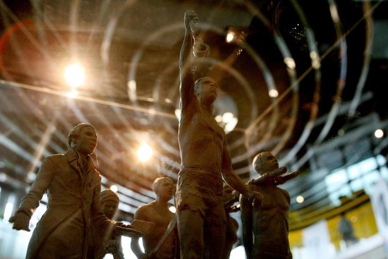 یادمان برده داری کی ساخته میشود؟