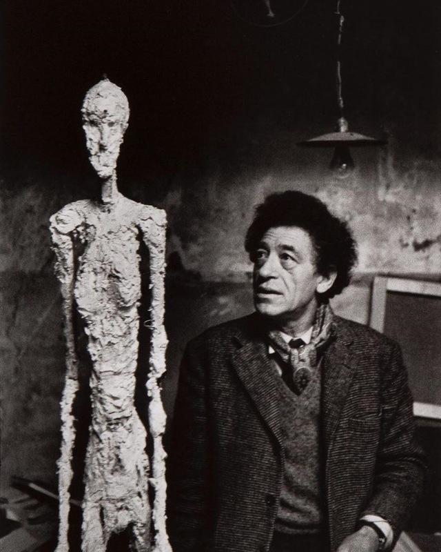 جدیدترین نمایشگاه آلبرتو جاکومتی