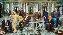 کاور مجله New York Magazine با محوریت فصل سوم سریال تحسین شدهی Succession محصول شبکه HBO