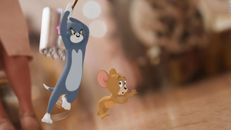 «تام و جری» اولین مهمان خارجی سینمای چین شد