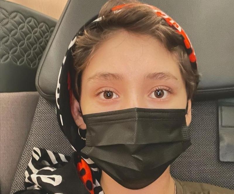 فرشته حسینی: به افغانستان نرفتم