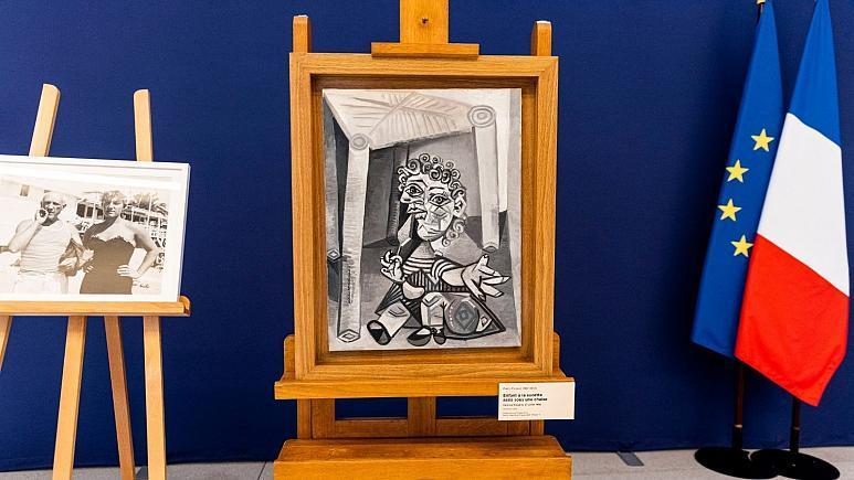 هشت اثر منحصر بهفرد از پیکاسو از سوی دخترش به فرانسه واگذار شد