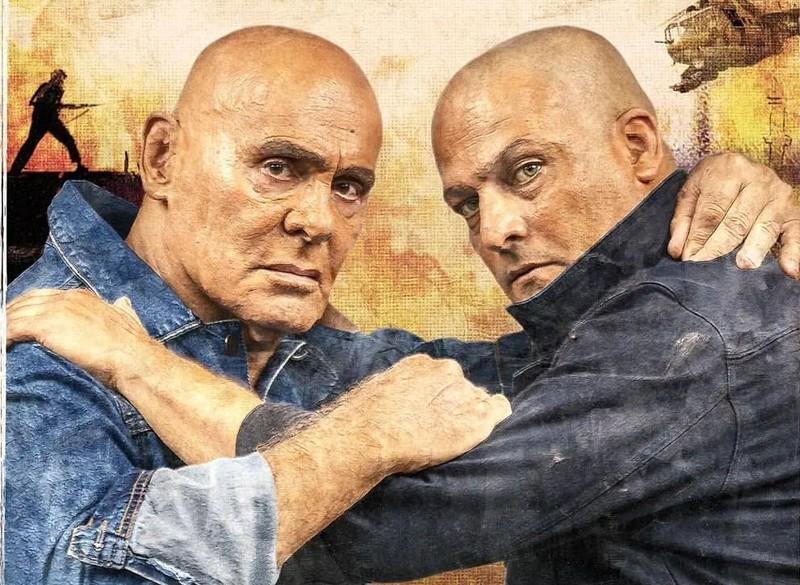 پوستر سریال «نیسان آبی» را  با حسین یاری و جمشید هاشم پور ببینید