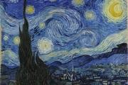 ونگوگ پر شورترین تابلوهایش را کجا نقاشی کرد؟