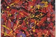 فروش تابلویی از جکسون پالاک برای تامین هزینه خرید آثار هنرمندان زن و رنگین پوست