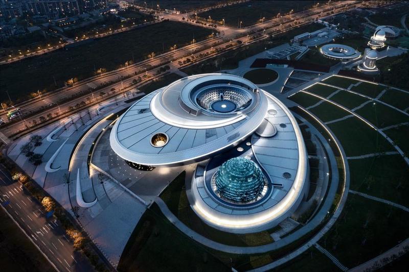 یک مساله ریاضی حل نشده الهام بخش طراحی بزرگترین موزه نجوم جهان است