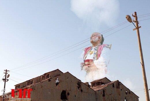 «افسانه بُناسان، غول چراغ جادو» در جشنواره جهانی فجر نمایش داده میشود