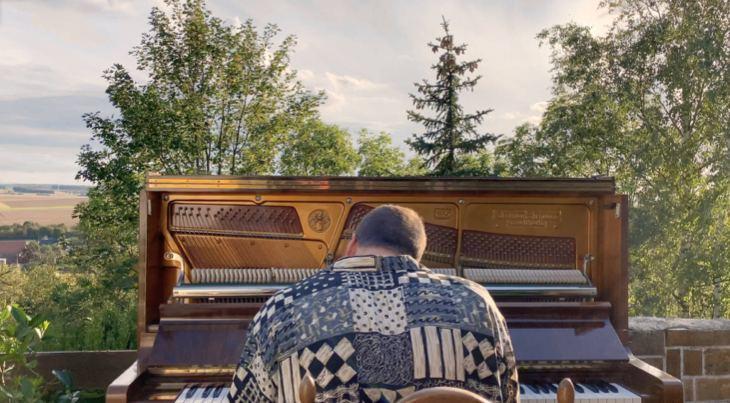 تلاش برای افزایش آگاهی مردم از تعییرات آب و هوایی از طریق موسیقی