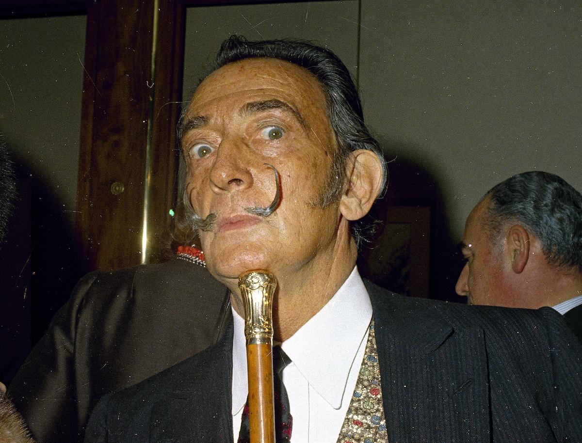 انتشار پیش طرحهایی دیدهنشده از سالوادور دالی که نشان دهنده پیوند این هنرمند با استادان قدیمی است