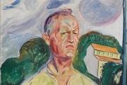 خودنگاره  «ادوارد مونک» در حراجی ساتبیز به فروش میرسد