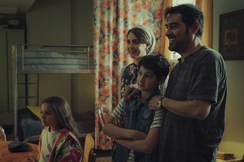 شهاب  حسینی کاندید جایزه بهترین بازیگر مرد، در فنلاد