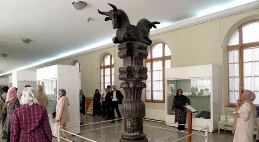 موزههای ایران مهجور نیستند