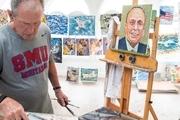 نقاشیهای جرج بوش رییس جمهور سابق آمریکا در قالب کتابی درباره مهاجران منتشر میشود