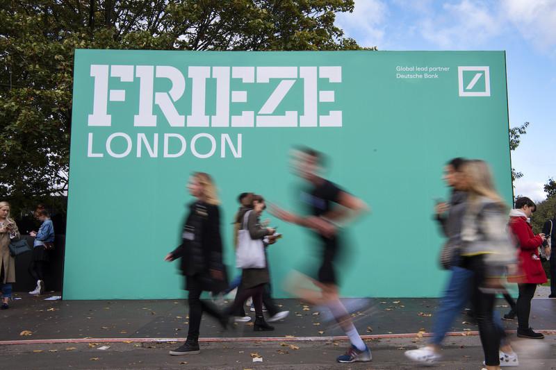 لندن در ماه اکتبر میزبان رویداد هنری ارت فریز خواهد شد