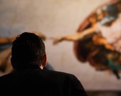 نمایشگاه سه بعدی و نورپردازی از شاهکارهای میکل انژ در امریکا