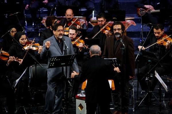 کنسرت رایگان سراج در برج میلاد