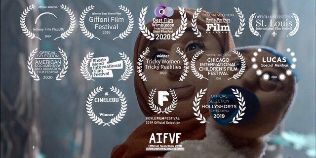 انیمیشن «سانگ اسپرو» از جشنواره ایتالیایی جایزه گرفت