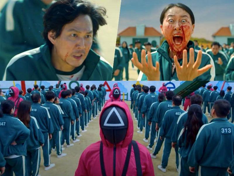 """محبوبیت باورنکردنی سریال کرهای """"بازی مرکب"""""""