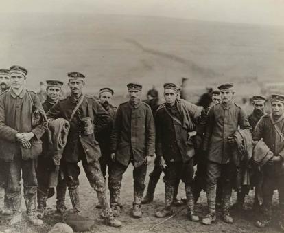 آغاز جنگ جهانی اول به روایت عکسها
