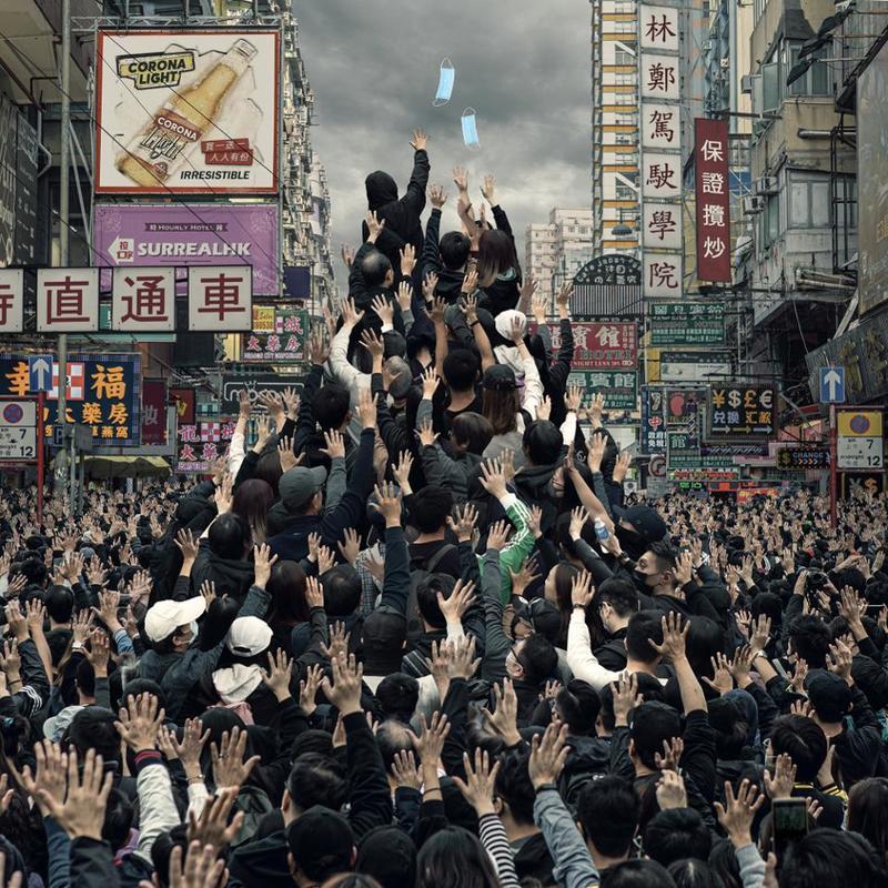 کرونا الهام بخش هنرمندان تجسمی جهان برای خلق اثر