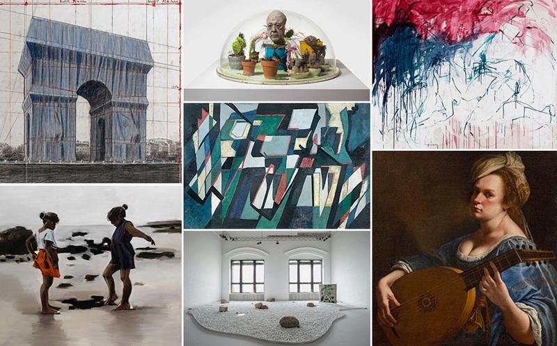 دیدنیترین نمایشگاههای سال 2020 در اروپا