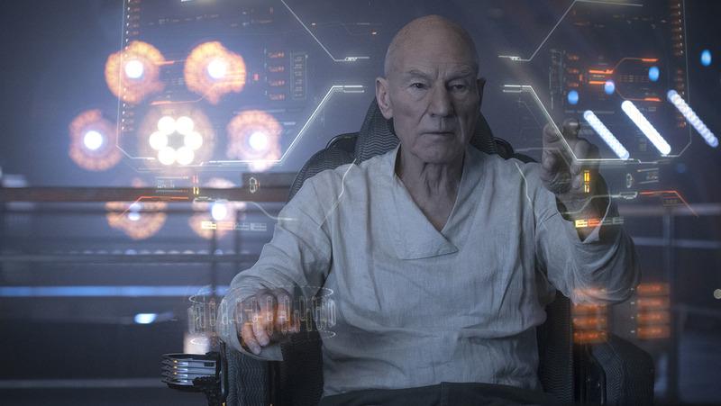 فصل سوم Star Trek: Picard توسط پارامونت پلاس ساخته میشود