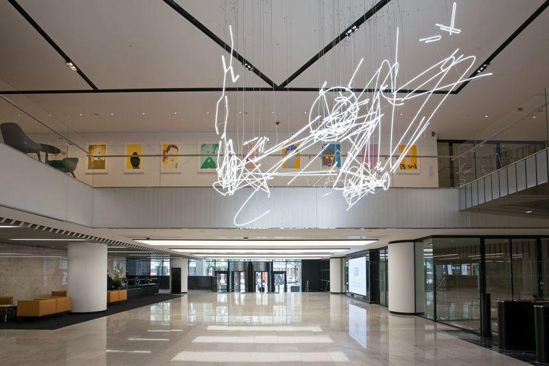 """وقتی صحبت از از جمع آوری آثار هنری میشود بانکها به عنوان """"مدیچیهای جدید"""" وارد عمل میشوند"""