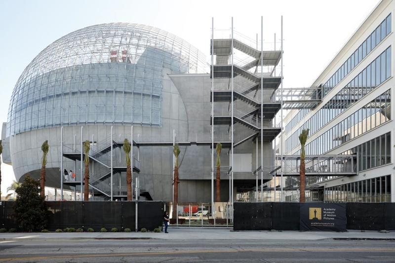 تاخیر در افتتاح موزه اسکار