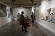 گشایش هفت نمایشگاه آثار هنرهای تجسمی در اولین جمعهی آبانماه