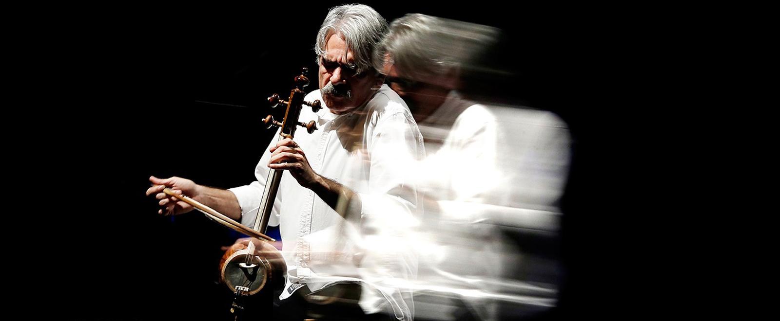 کیهان کلهر مرد سال موسیقی شد