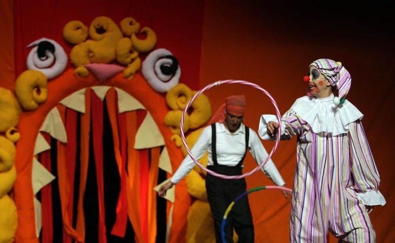 معرفی هفت تئاتر کودک