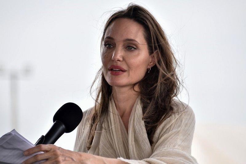 آنجلینا جولی از مردم افغانستان حمایت کرد