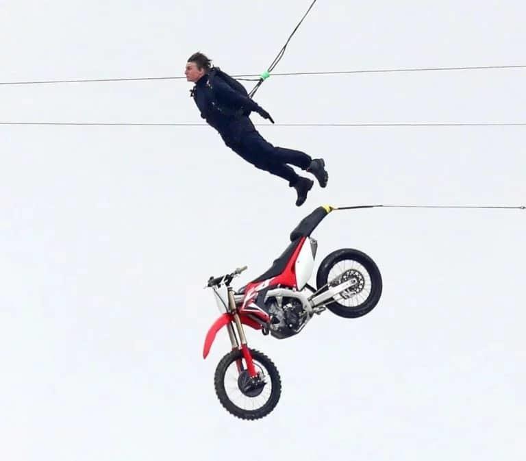 رؤیای دوران کودکی «تام کروز» در هفتمین Mission: Impossible به واقعیت تبدیل شد