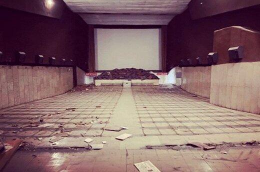 علیخانی: سینما «عصر جدید» تخریب نشده است