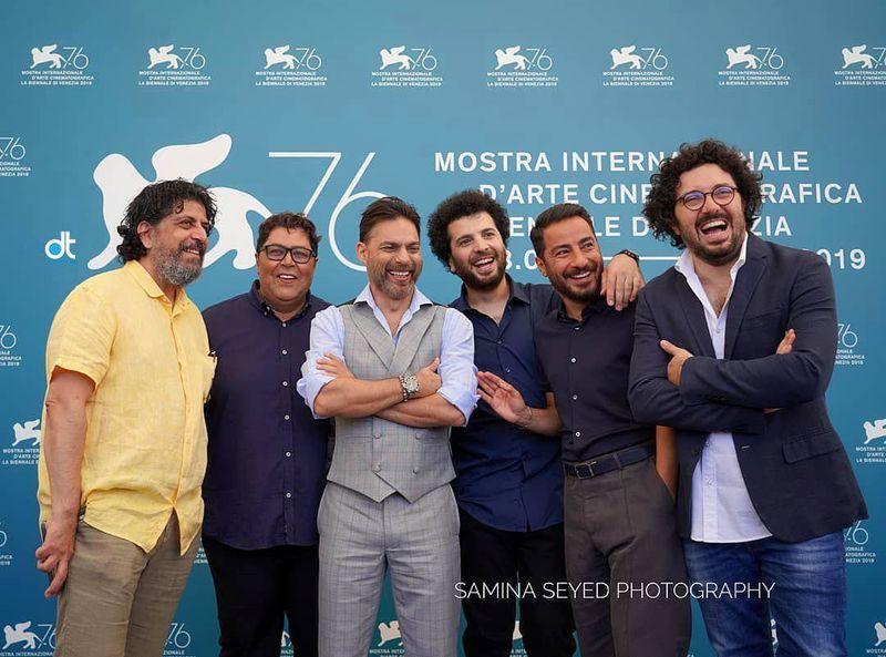 فیلم نوید محمدزاده و پیمان معادی در سینماهای جهان اکران میشود