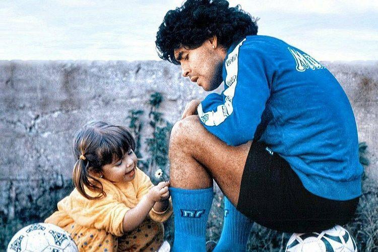 مارادونا سوژه یک سریال مستند شد