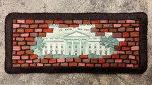 هنر سیاسی، گلدوزی بر دلارها